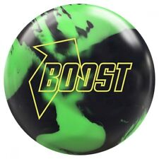 900 Global Boost negro / Verde Bola de Boliche reactivo