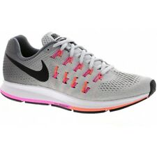 Nike W Nike Air Zoom Pegasus 33 (N) Pure Platinum/Blk-Cool Gry Donna