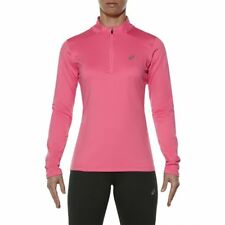 "Maglia running donna inverno Asics""ESS.WINTER 1/2 ZIP""/running winter woman top"