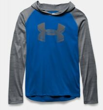 Under Armour Sudadera capucha Tech Niño azul