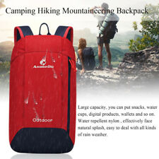 Mountaineering Climbing Backpack Hiking Outdoor 10L Sports Bag Camping Travel