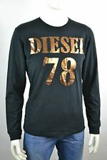 Diesel heliz Chemise T-shirt manches longues sweat SWEAT PULL