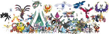 Any Legendary Pokemon for Pokemon Ultra Sun and Ultra Moon *With Free Gift*