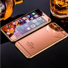 doble cara 6 Colours PROTECTOR DE PANTALLA CRISTAL TEMPLADO PARA IPHONE 7 7plus
