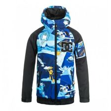 GIACCA SNOWBOARD JUNIOR DC TROOP YOUTH JACKET ADVENTURE TIME