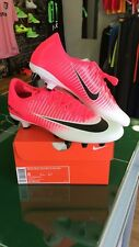 ZAPATOS NIKE SHOES FÚTBOL MERCURIAL VICTORY VI° AG PRO ROSA MOTION BLUR PAQUETE