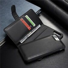 Multifunctional Detachable Wallet Card-Slots PU Leather Case for iPhone7/7Plus/6
