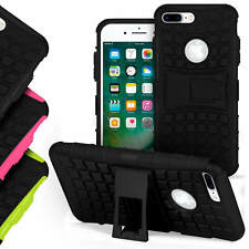 Outdoor Schutz für Apple iPhone 7 Plus Handy Hülle Case Cover Silikon Tasche