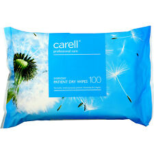 Carell Everyday General Multi Purpose Versatile Patient Care Cleansing Dry Wipes