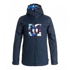 GIACCA SNOWBOARD JUNIOR DC STORY YOUTH JACKET INSIGNIA BLUE