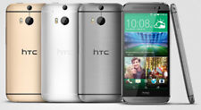 New & Sealed Factory Unlocked HTC One M8 Black & Silver 16GB Android Phone