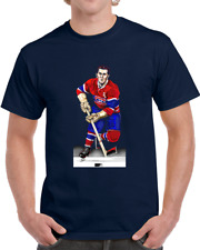 Montreal Canadiens Maurice Rocket Richard Hockey T-Shirt