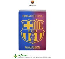 FC BARCELONA UOMO PROFUMO EAU DE TOILETTE 100 ML SET COLONIA DEODORANTE 150ML