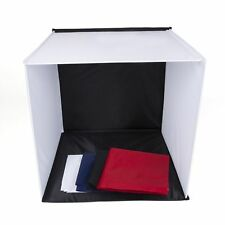 "20"" 50cm Photography Photo Shooting Box Folding Tent  with 4 Colors Background"