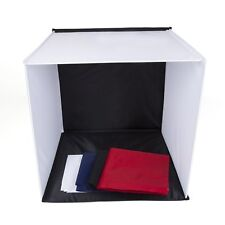 "23.5"" 60cm Photography Photo Shooting Box Folding Tent  with 4 Colors Background"