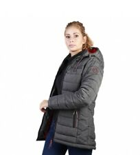 Geographical Norway - Abrigo Astana gris oscuro