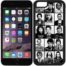 HEROES ROCK LEGENDS IPHONE 5 5S 6 6S 7 PLUS 5C 4 4S SE CARCASA FUNDA ES X EX