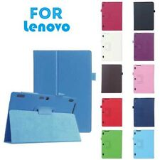 Protective Folio Cover Case Stand For Lenovo Tab 3 TB3-X70F 10 Tablet/TAB-X103F