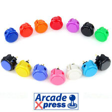Boton Sanwa Pushbutton OBSF-30 Arcade pushbutton Japones Original MAME