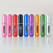 Portable Travel Atomiser Perfume 5ml Mini Refillable Bottle Scent Pump Spray
