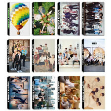 Lot of /set KPOP Bangtan Boys Collective Album Posters Photo Card Lomo card