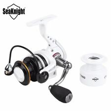 SeaKnight Spin Fishing Reel Carbon Fiber Carp Fishing Tackle Free Spare Spool