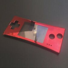 New Front Faceplate Housing Shell Case Cover for Nintendo Game Boy Micro GBM