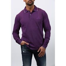 Polo Homme GIAN FRANCO FERRE, Manches longues Violet