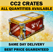 CHAMPIONS CRATE 2 (CC2) - Any Quantity - Rocket League Crates PS4 || Same Day
