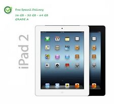 "Apple Ipad 2 16GB 32GB 64GB Wi-Fi + Cellulare 3G Sbloccato 9.7 "" Retina Display"