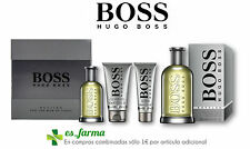 HUGO BOSS PROFUMO UOMO BOSS BOTTLED EAU DE TOILETTE SET AFTER SHAVE GEL UOMO