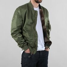 Alpha Industries MA-1 VF LW Reversible Jacket Sage Green/Woodland Camo