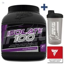 Trec Nutrition Isolate 100 Iso Whey Protein Isolat 100% CFM 1800g Pulver 1,8 Kg