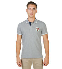 Oxford University - 1341 Queens Polo gris Homme