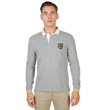 Oxford University - Trinity Polo 1555 gris Homme