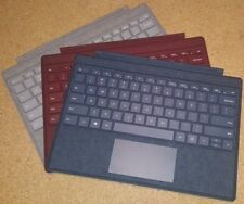 Microsoft Surface Pro Alcantara Signature Type Cover Keyboard for Pro 6,5, 4, 3
