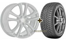 19 Zoll Kompletträder Winter Irmscher Aero-Star mit Kumho Winter Craft 672024