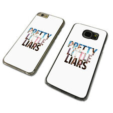 PRETTY LITTLE LIARS CLEAR PHONE CASE COVER fits iPHONE / SAMSUNG (TH)
