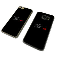 PRETTY LITTLE LIARS QUOTE CLEAR PHONE CASE COVER fits iPHONE / SAMSUNG (TH)