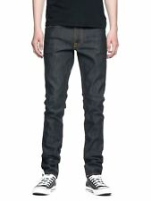 NUDIE JEANS - LEAN DEAN - DRY DEEP LAYERS - MADE IN ITALY