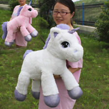 65CM Unicorn Plush Toy Soft Stuffed Cartoon Unicorn Dolls Animal Horse High Qual