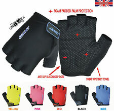 New GIANT Touchscreen Cycling Gloves HALF Finger Bike Bicycle BMX MTB Road Mitts
