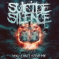 Suicide Silence - You Can't Stop Me Nuevo Cd+DVD