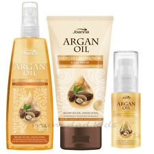 Joanna Argan Oil Hair Conditioner, Hair Mask, Silky Live In Conditioner, Shampoo