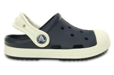 CHAUSSURES ENFANTS/JUNIOR SANDALES SNEAKERS CROCS BUMPER TOE CLOG [202282 NAVY]