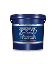 Scitec Nutrition 100% Whey Protein 5000gr