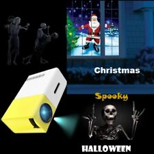 Christmas Holiday Window Effects FX Special Deco Santa Xmas Video Projector 2017