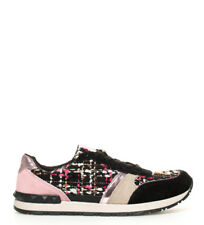 Gioseppo - Chaussures en cuir noir bited, multicolore Femme fille