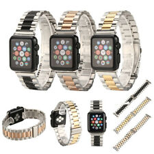 Replacement  Stainless Steel Strap Band Clasp for Apple Watch 38/42mm iWatch UK
