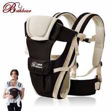 Beth Bear 0-30 Months Breathable Front Facing Baby Carrier 4 in 1 Infant Comfort